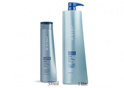 Joico Moisture Recovery Shampoo and Conditioner Review