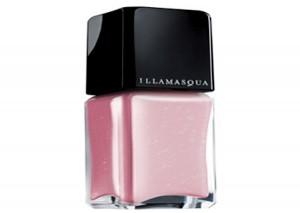 Illamasqu Pink Raindrops Nail Colour