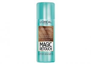 L'Oreal Paris Magic Retouch Review - LIGHT BROWN