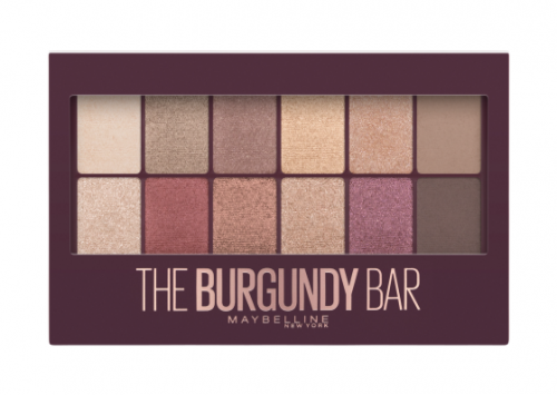 Maybelline The Burgundy Bar Reviews
