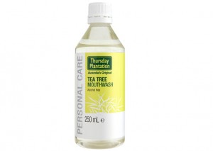 Thursday Plantation Tea Tree Mouthwash