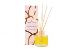 Linden Leaves Clementine & Basil Fragrance Diffuser Reviews