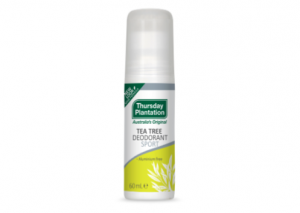 Thursday Plantation Tea Tree Antiperspirant Sport