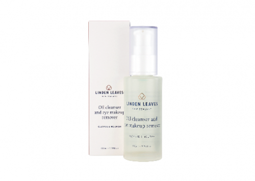 Linden Leaves Oil Cleanser and Eye Makeup Remover Reviews