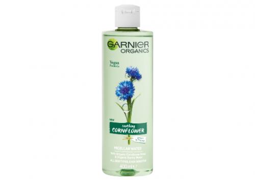 Garnier Organics Cornflower Micellar Water Reviews