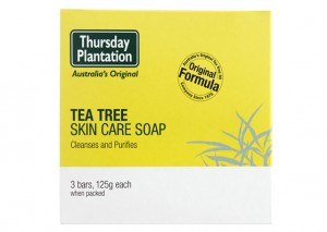 Thursday Plantation Tea Tree Skin Care Soap