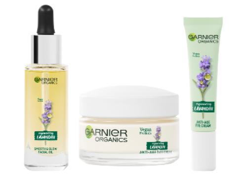Garnier Organics Lavandin Regime Reviews