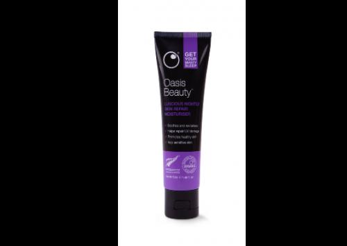 Oasis Beauty Beauty Sleep Night Cream Review