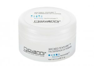 Giovanni Wicked Texture The Definition of Pomade Reviews