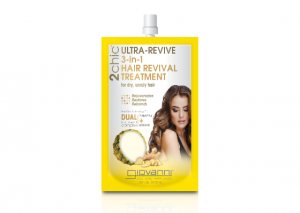 Giovanni 2chic Ultra-Revive 3-in-1 Hair Revival Treatment Reviews