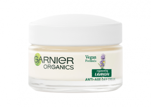 Garnier Organics Lavandin Anti Age Day Cream Reviews
