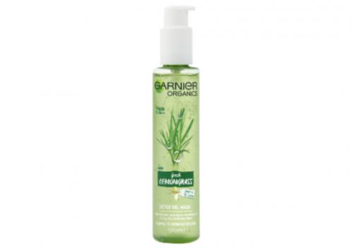 Garnier Organics Lemongrass Detox Gel Wash Reviews