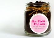 No Show Ponies Combat Scrub