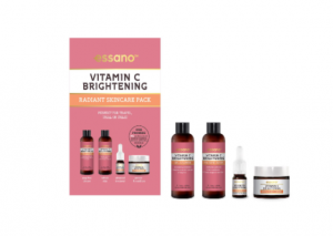 essano Vitamin C Brightening Radiant Skincare Pack Reviews