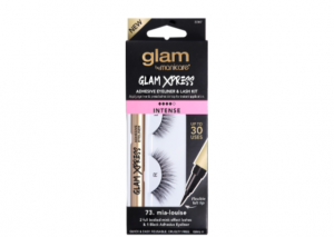 Glam by Manicare Xpress Adhesive Eyeliner and Lash Kit INTENSE