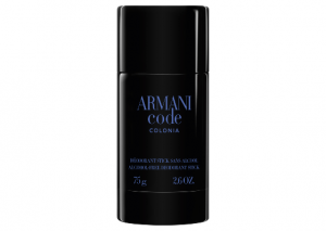 Armani Code Colonia Deodorant Reviews