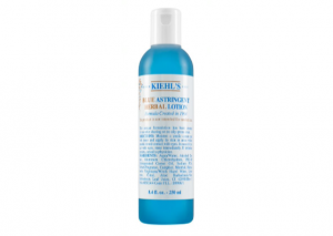 Kiehl's Blue Astringent Herbal Lotion Review