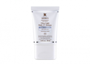 Kiehl's Ultra Light Daily UV Defence Tone Up Cream Review