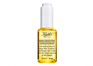 Kiehl's Daily Reviving Face Oil Review