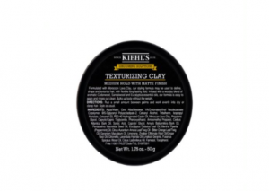 Kiehl's Grooming Solutions Texturizing Clay Review