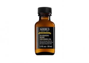 Kiehl's Grooming Solutions Nourishing Beard Grooming Oil Review