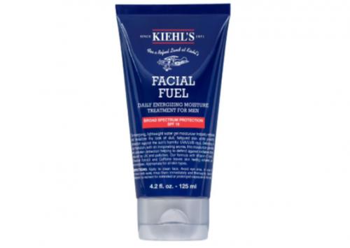 Kiehl's Facial Fuel SPF 19 Review