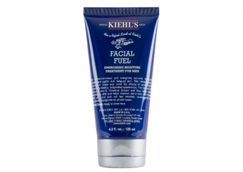 Kiehl's Facial Fuel Energizing Moisture Treatment for Men Review