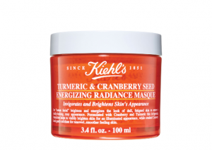 Kiehl's Turmeric & Cranberry Seed Energizing Radiance Mask Review