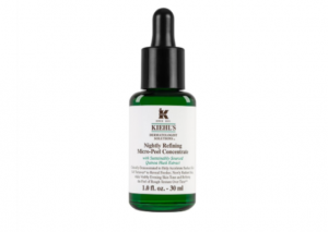 Kiehl's Nightly Refining Micro Peel Concentrate Review
