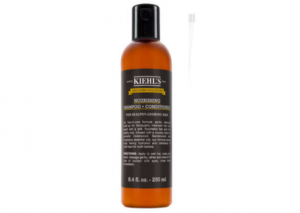 Kiehl's Grooming Solutions Nourishing Shampoo + Conditioner Review