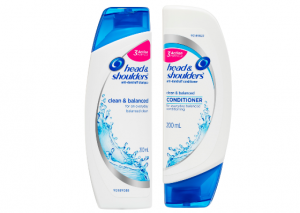 Head and Shoulders Clean & Balanced Regime Reviews