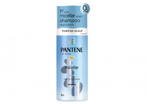 Pantene Pro V Blends Micellar Shampoo Review