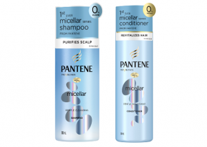Pantene Pro V Blends Micellar Regime Review