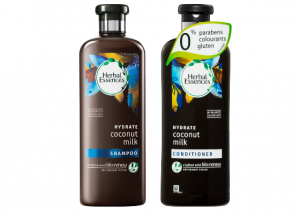 Herbal Essences Coconut Milk Moisturising Regime Review