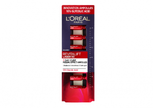 L'Oréal Paris Revitalift Laser 7 Day Treatment Glycolic Peel Ampoules