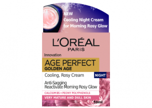 L'Oréal Paris Age Perfect Golden Age Night Cream Review