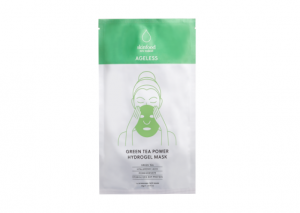 Skinfood AGELESS Green Tea Power Hydrogel Mask Review