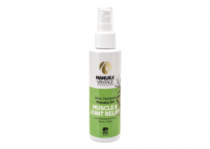Manuka Vantage Muscle Joint Relief Reviews