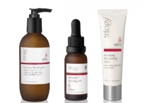 Trilogy Clarifying and Mattifying Trial Team