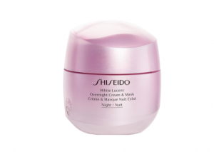 Shiseido White Lucent Overnight Cream & Mask