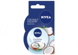 NIVEA Coconut Lip Butter Review