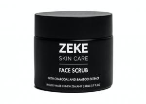 Zeke Skincare Face Scrub