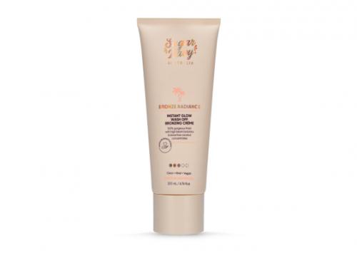 SugarBaby Bronze Radiance Instant Glow Wash Off Bronzing Cream Review