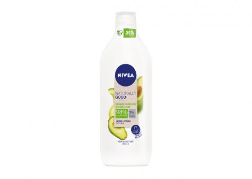 NIVEA Naturally Good Organic Avocado & Hydration Body Lotion Review