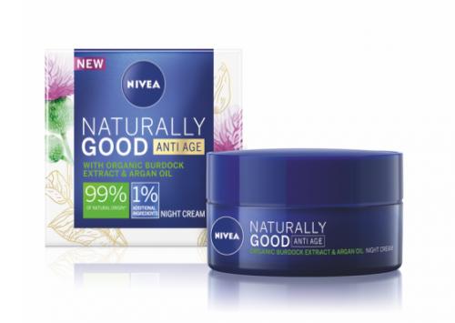 NIVEA Naturally Good Anti Age Night Cream