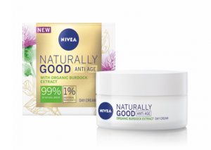 NIVEA Naturally Good Anti Age Day Cream