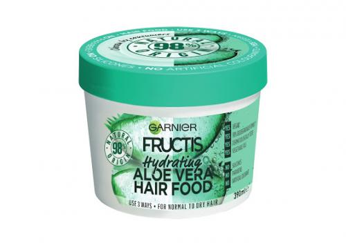 Garnier Fructis Hair Food Aloe Vera Review