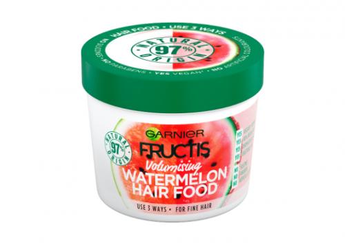 Garnier Fructis Hair Food Watermelon Review