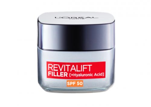 L'Oréal Paris Revitalift Filler Deep Replumping SPF50 Day Moisturiser