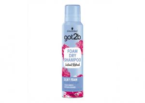 Schwarzkopf got2b Foam Dry Shampoo